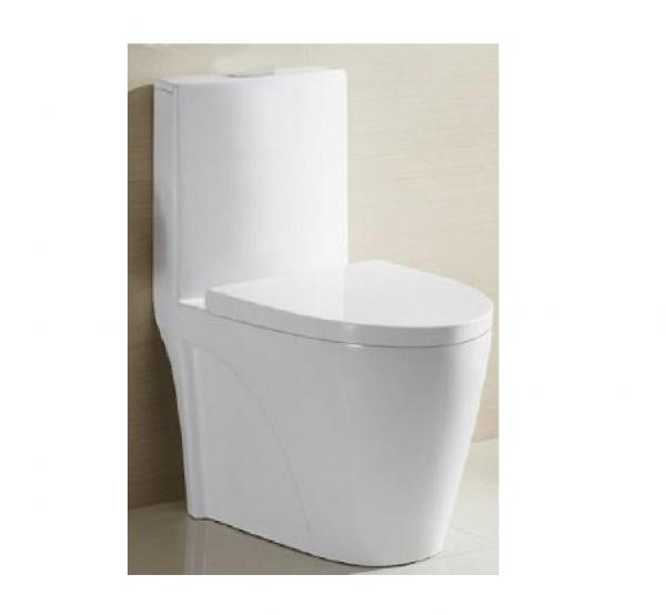 Mayfair One-piece floorstanding WC
