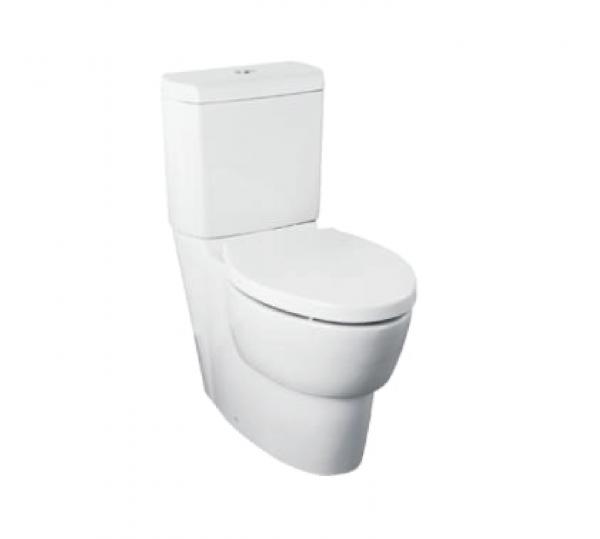 KOHLER OVE 2.6/4L dual flush 2-toilet bowl