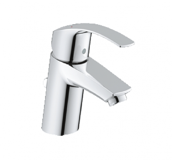 Grohe EuroSmart Single-lever basin mixer