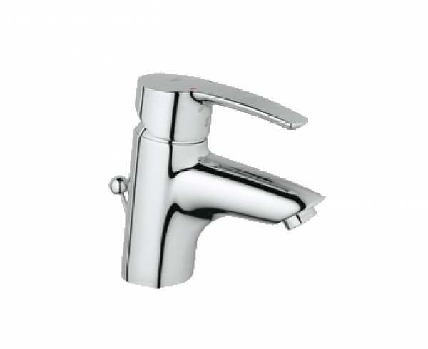 Grohe EuroStyle Single-lever basin mixer