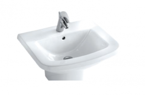 KOHLER PANACHE single hole wall-mount basin