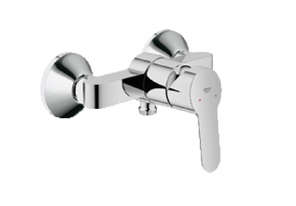 Grohe BauEdge Single-levershower mixer