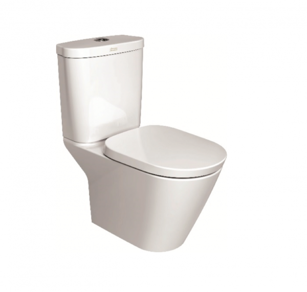 American Standard Tonic New Wave 3/4.5L close-coupled wc