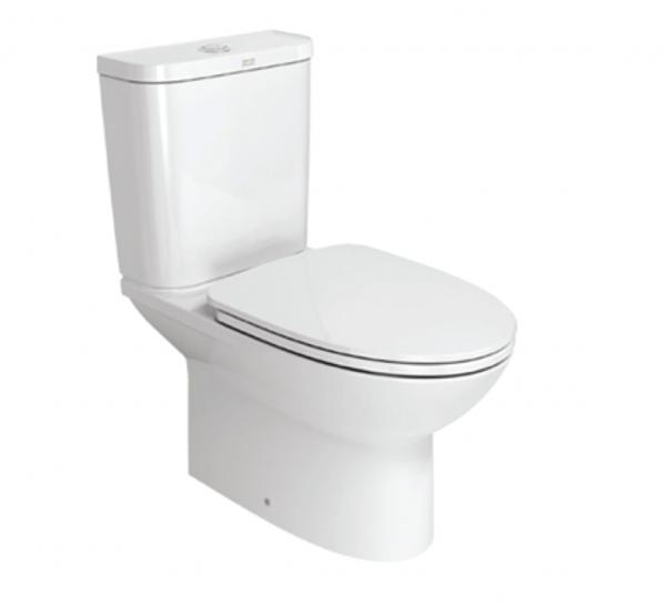 American Standard Neo Modern CC 4.2/3L Smart lid close-coupled WC