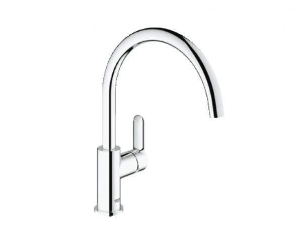 Grohe BauEdge Single-lever sink mixer