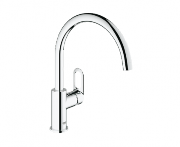Grohe BauLoop Single-lever sink mixer