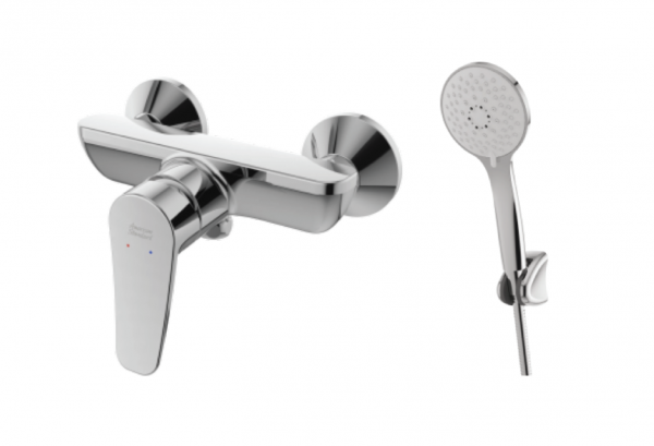 American Standard Exposed Shower Mixer