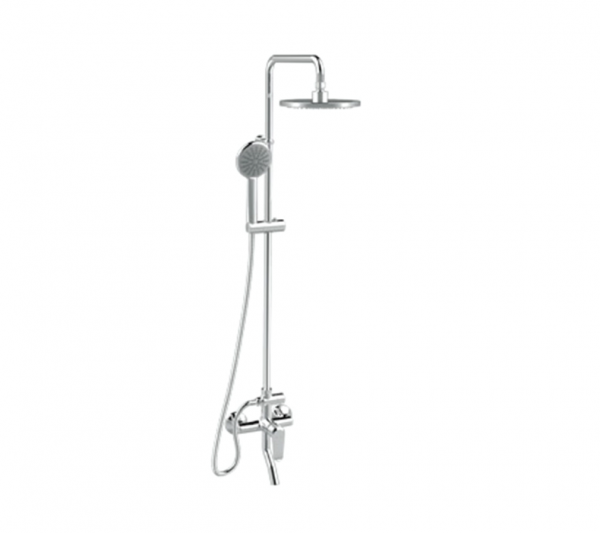 American Standard New Modern 3-way mixer with shower