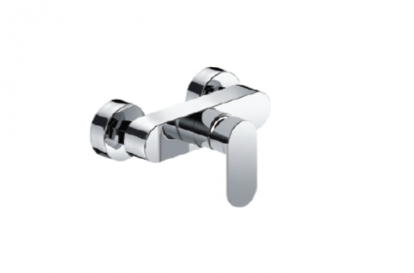 H+M Essen Exposed shower mixer