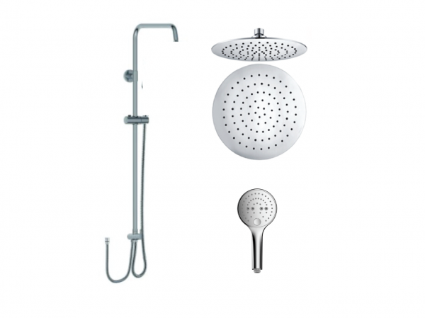 H+M Shower column