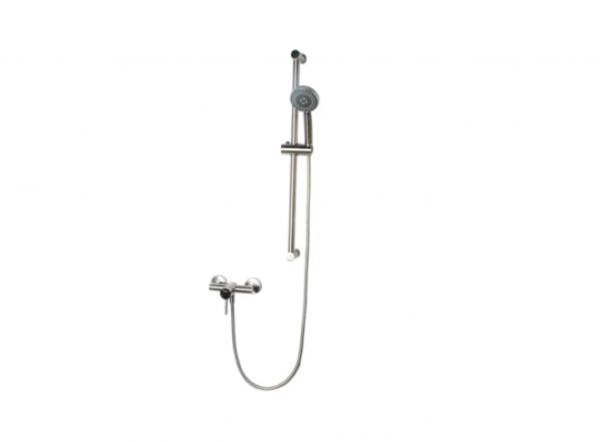 H+M Hagen single lever shower mixer set