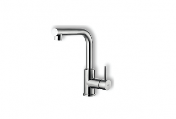 H+M Hagen sink mixer with pull-out spout