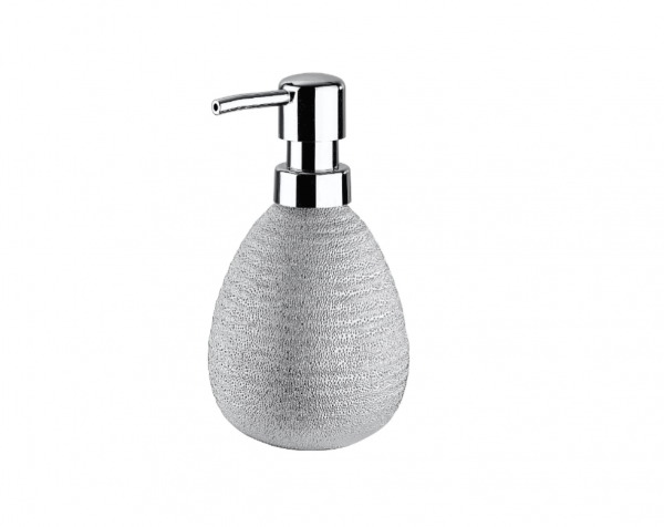 Wenko Polaris juwel silver Soap dispenser