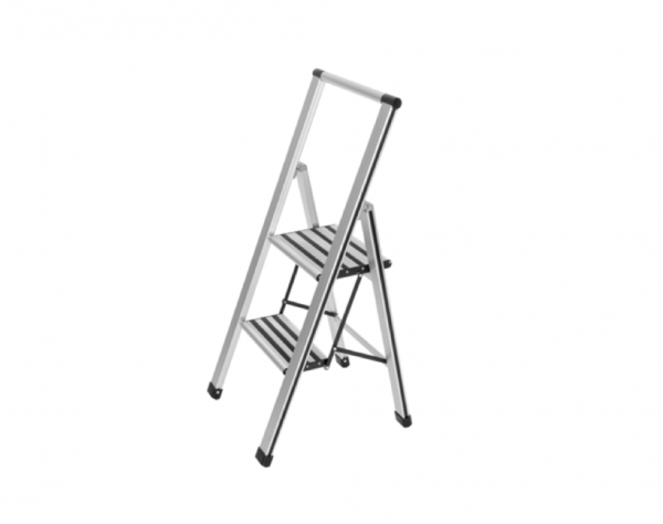 Wenko Stepladder, 2-steps