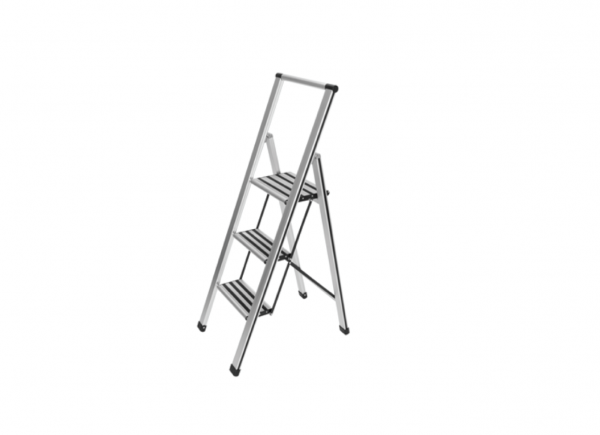 Wenko Stepladder, 3-steps