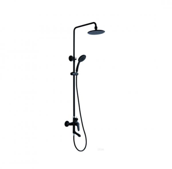 H+M Shower column with bath mixer