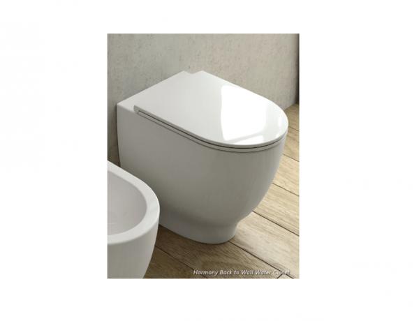 Rak Ceramics Harmony back-to-wall WC