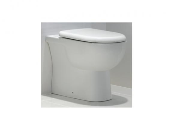 Rak Ceramics Tonique back-to-wall WC