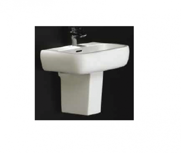 Rak Ceramics Metropolitan w/h basin with overflow