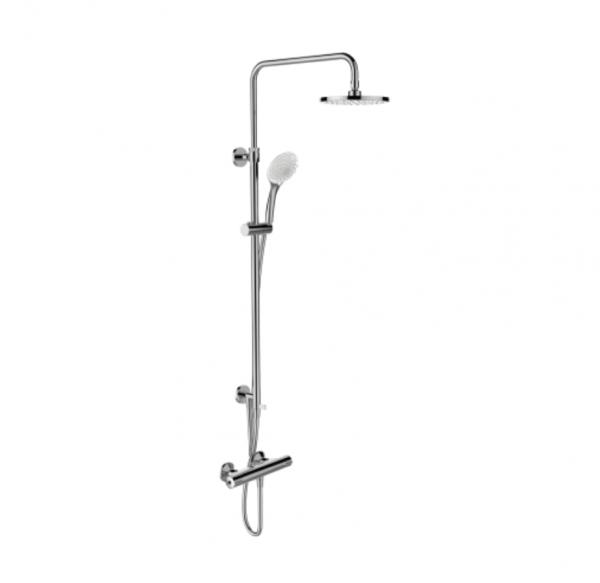 KOHLER JULY Thermostatic 2-way shower column