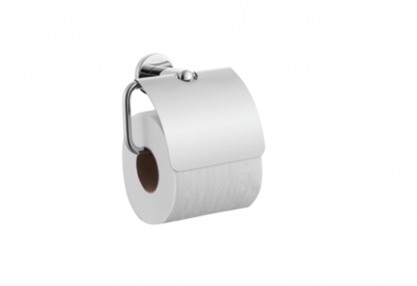 KOHLER KUMIN paper holder with cover