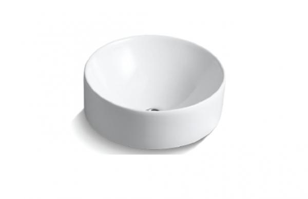KOHLER CHALICE round vessel lavatory