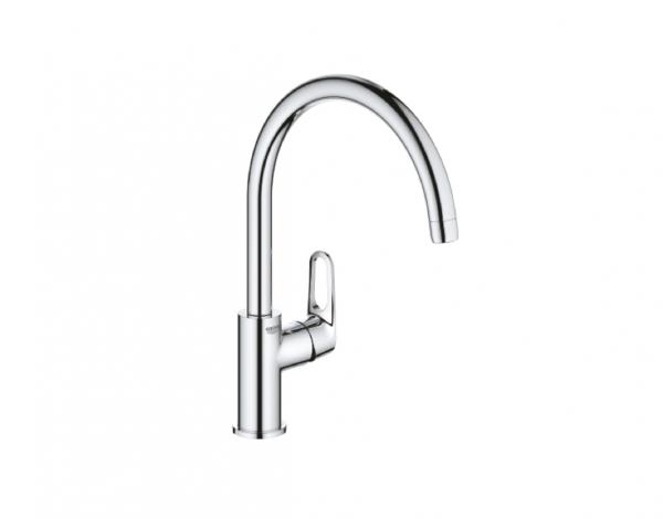 Grohe BauFlow Single-lever sink mixer
