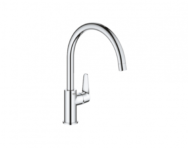 Grohe BauCurve Single-lever sink mixer