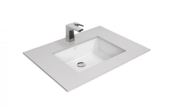American Standard Thin Touch square  undercounter basin