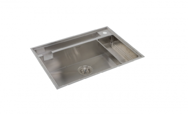 Elkay 1 bowl stainless steel drop-in sink