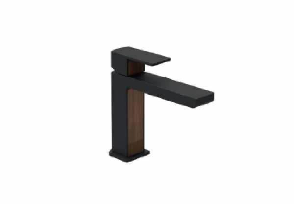H+M Linear deck-mount single lever basin mixer