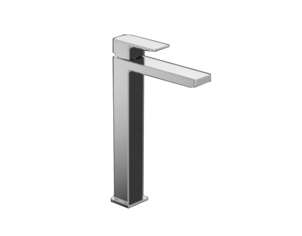 H+M Linear high-rise single lever basin mixer