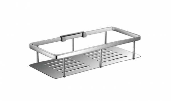 Tuscani Brass and stainless steel shelf