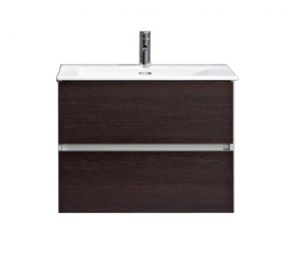 Sanitana CUBE wall-hung cabinet basin set