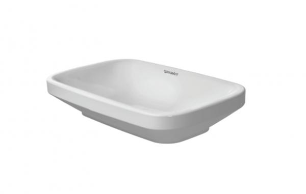 Duravit Durastyle rectangular countertop basin