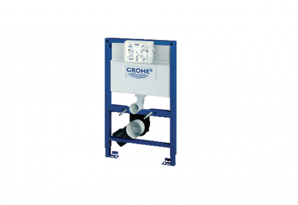 Grohedal Rapid SL conceal cistern for w/h WC 820mm