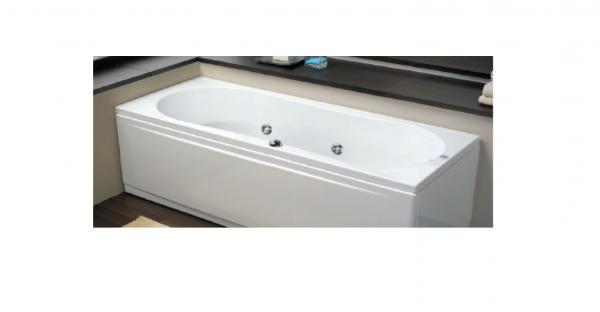 Blubleu Aqua built-in bathtub