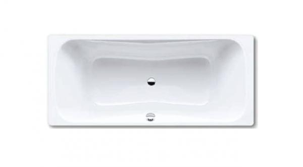 Kaldewei Saniform plus built-in bathtub