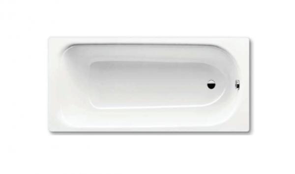 Smavit Xantus pressed steel built-in bathtub 1200