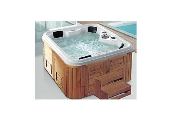 Nobel Outdoor 4 Pax jacuzzi Hot Tub